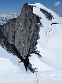 Unnamed Peaks near Mt. Queen Bess