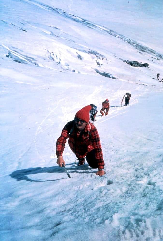 <b>Galisia  & Bousson</b> from Lavassey/Fond Glaciers 1980