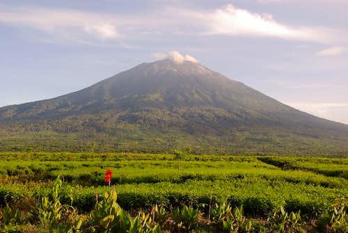 Mount Kerinci (Jambi)