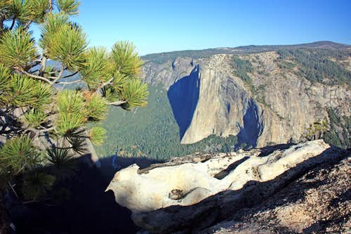 El Capitan from Taft Point