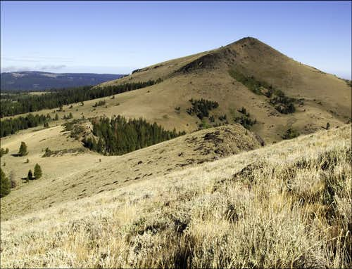 Twelvemile Peak