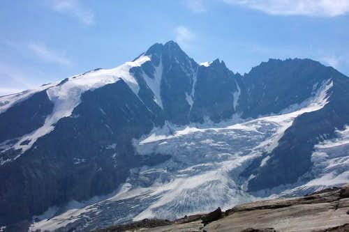 Grossglockner seen from...