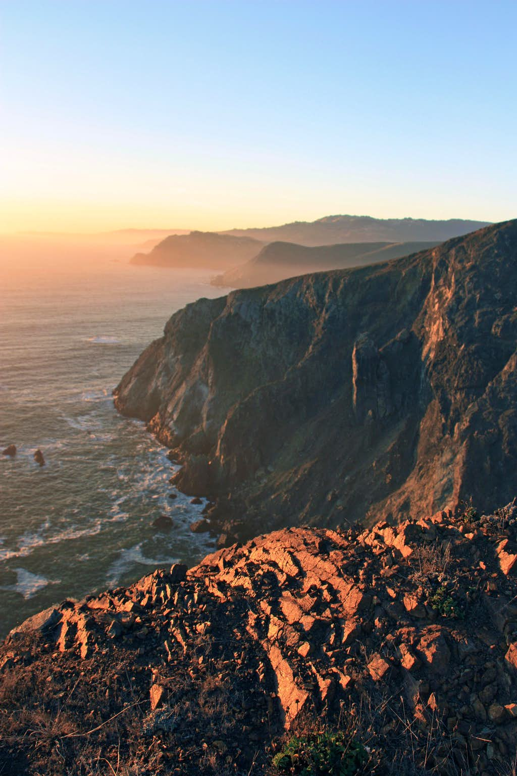Marin Headlands north view