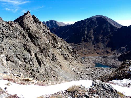 East Desolation Peak