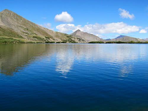 Ptarmigan Lake & Turner Peak