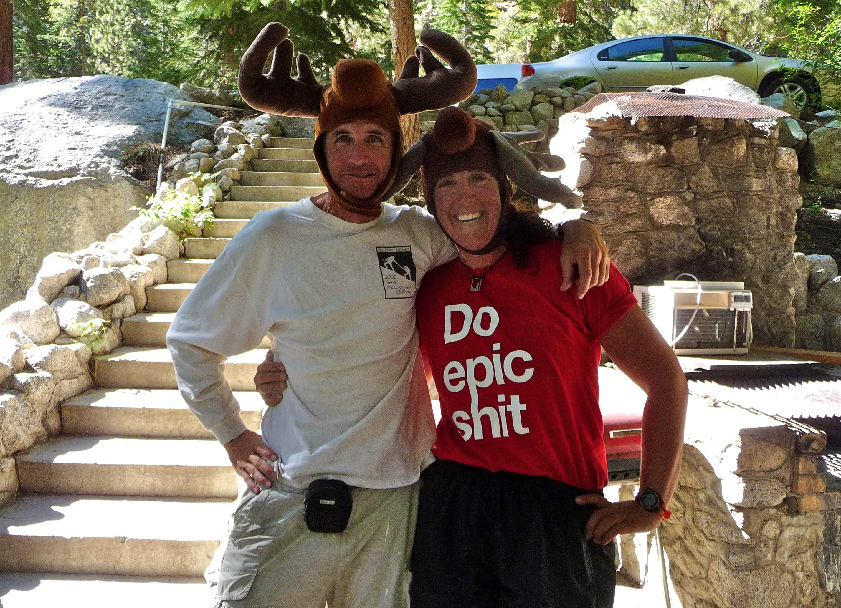 10 for 10: A Woman\'s Place in the Sierra Challenge