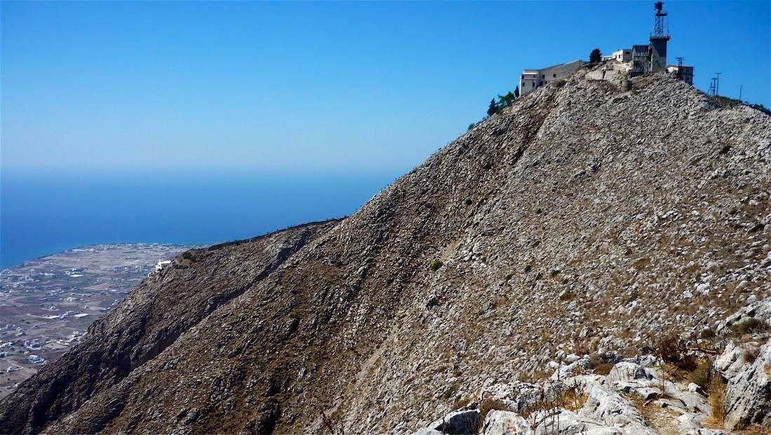 Profitis Ilias : Photos, Diagrams & Topos : SummitPost