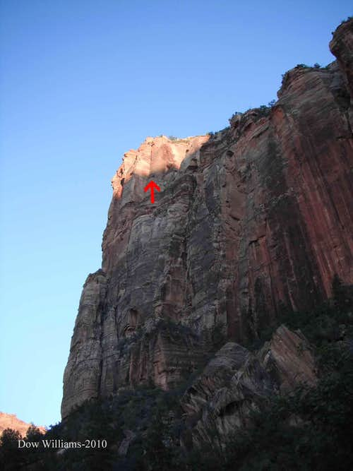 Another Road Side Attraction, 5.11R, IV FFA