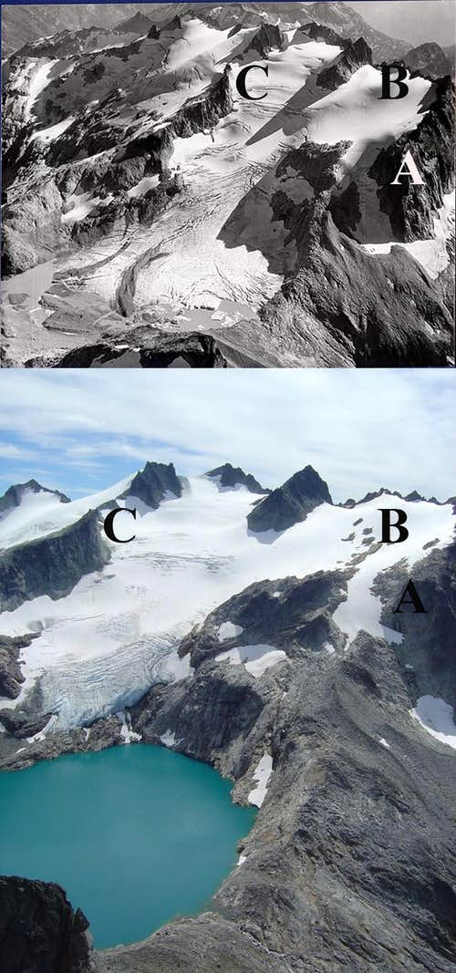 Lynch Glacier Pair