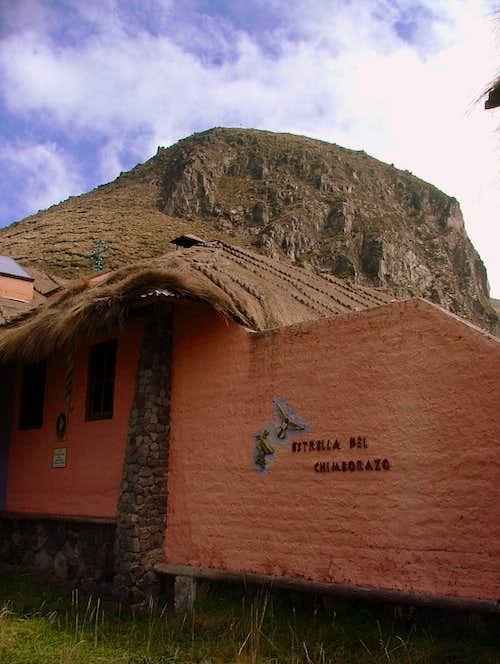 Cerro Chalata and Chimborazo Base Camp refuge.