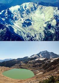Milk Lake Glacier