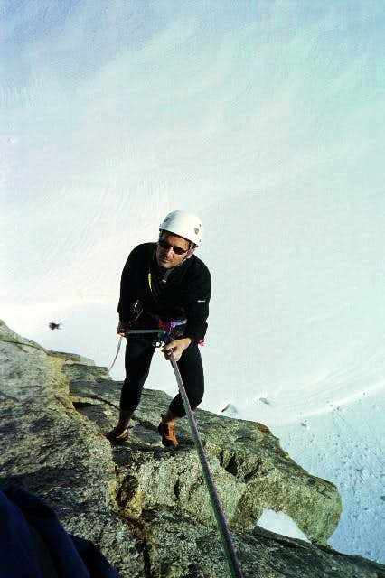 The rappel descent in