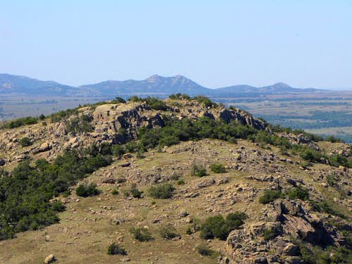 Lawtonka Mt (Peak 2040)