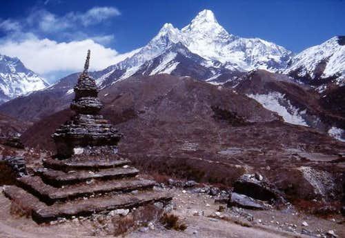 Nepal 6000 M Peaks