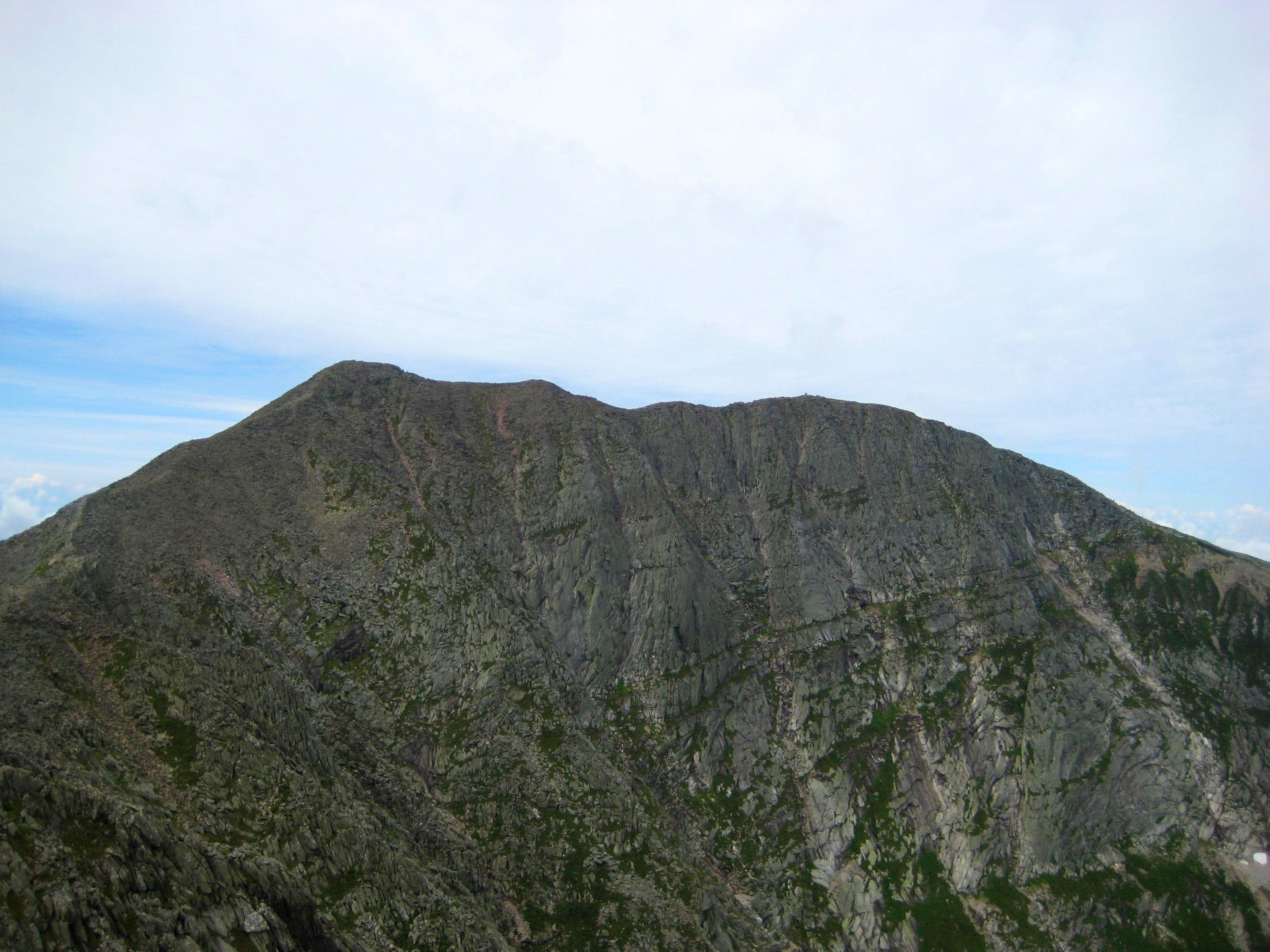 Katahdin: Helon Taylor and Knife Edge - 2010