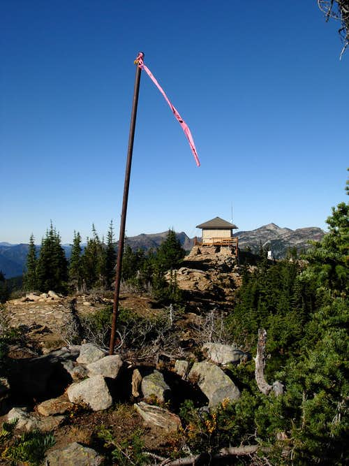 Alpine Lookout Summit