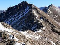 Geissler Mtn Ridge