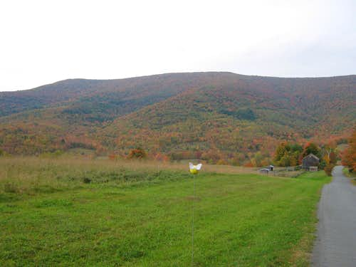 Bearpen mountian