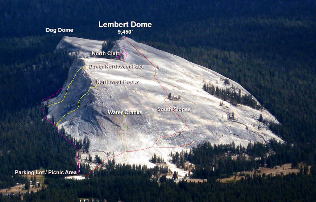Lembert Dome Overview