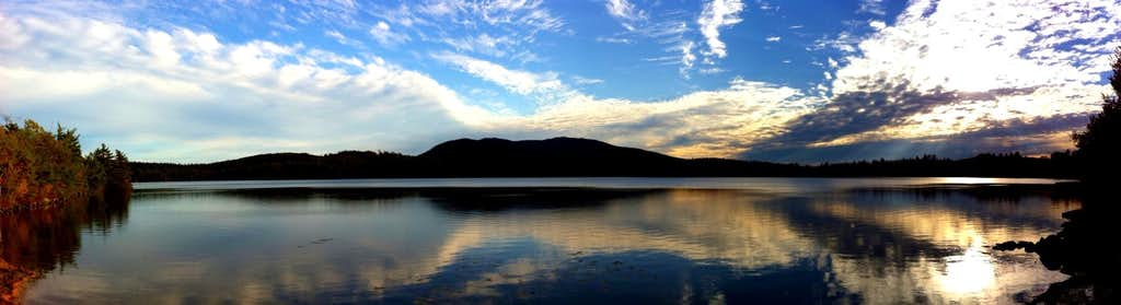 Dublin Lake panorama