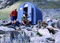 EMILIUS\'s, my Refuges, Bivouacs, Alps & Occasional Shelters