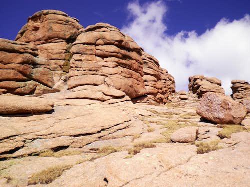 Pancake-Style Rocks