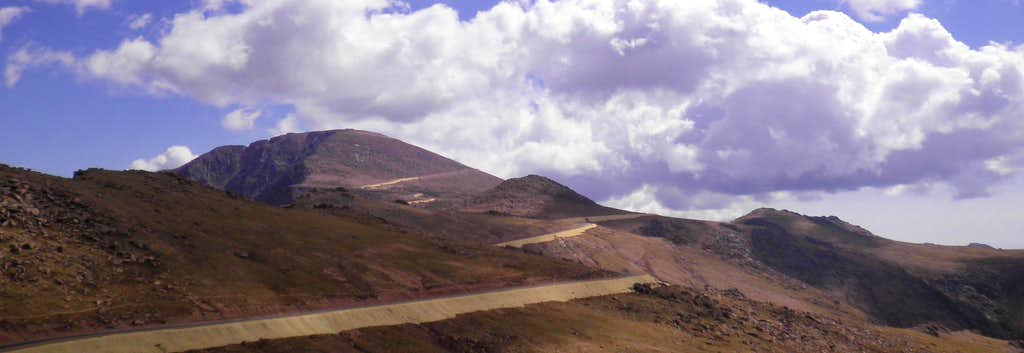 Pikes Peak and Toll Way