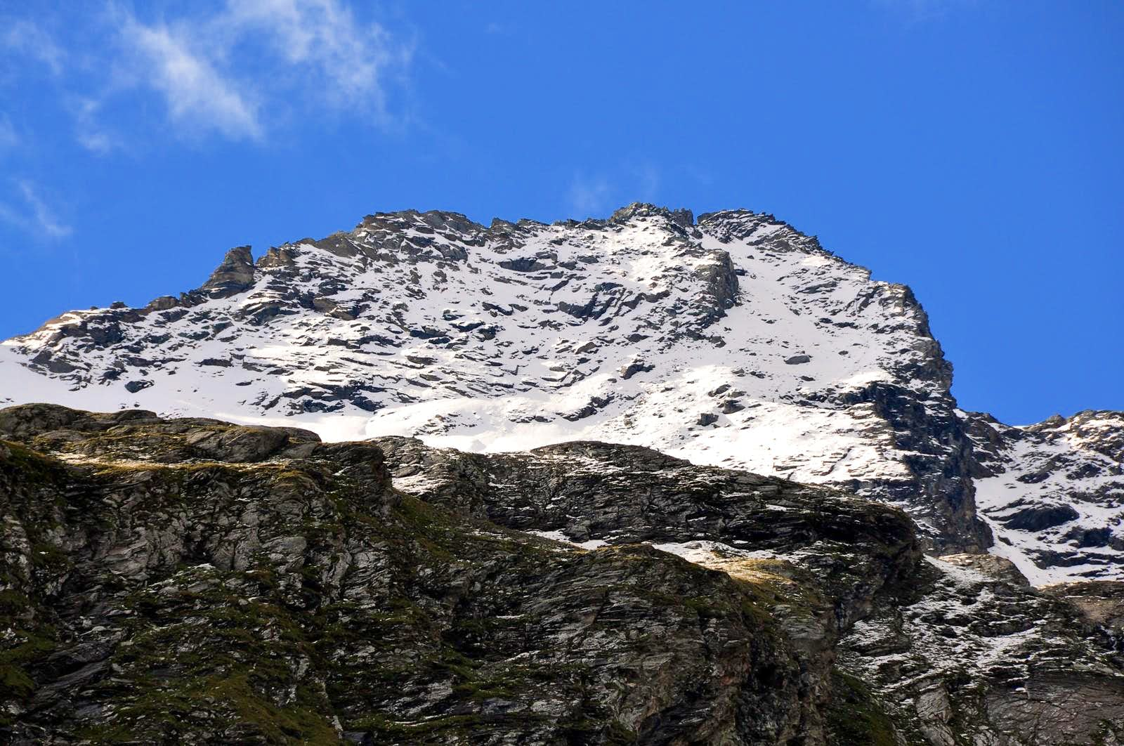 <font color=blue>▲</font>Mont Moussaillon also Moutsaillon
