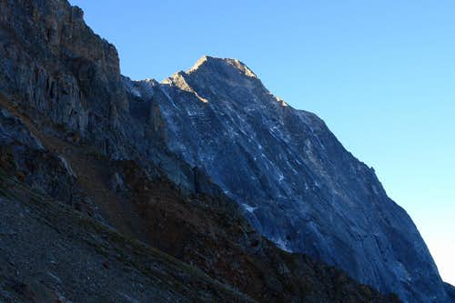 The North Face of Capitol Peak