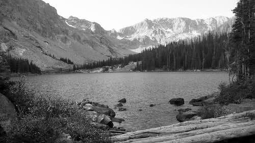 upper Boulder Lake