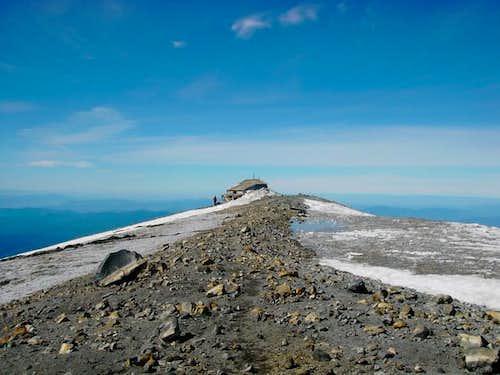 20 August 2004, Mt Adams...