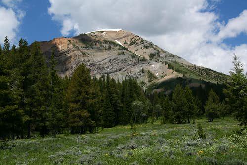 Mount McDougal
