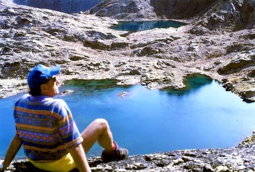<B><FONT COLOR=BLUE>EMILIUS's Second Mountain Ascent</font> From <font color=purple>Gimillan</font> to <font color=purple>Laures's Pass</font> (3036m)</font> 1992</b>