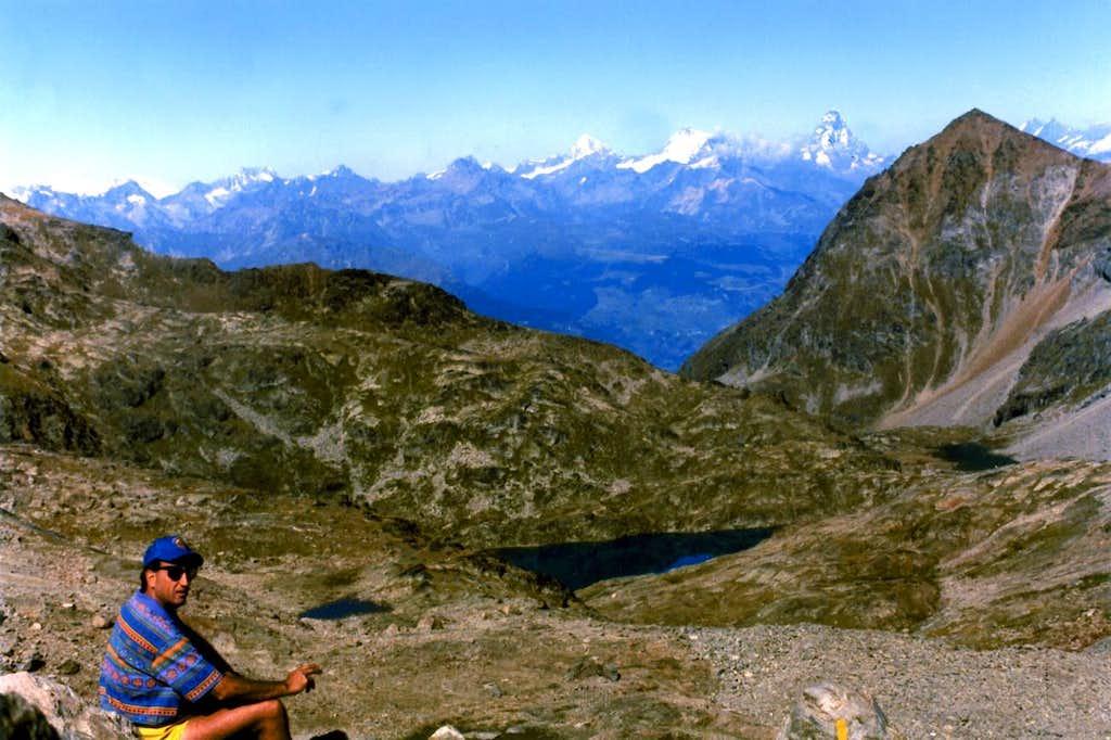 <B><FONT COLOR=yellow>EMILIUS's Second Mountain Ascent</font> 1992</b>