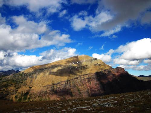 Mt James
