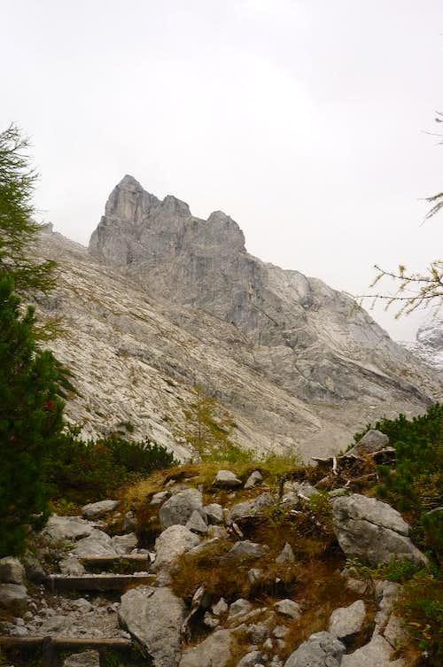 View from the Blaueishütte