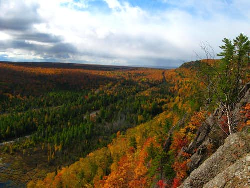 Cliff Range