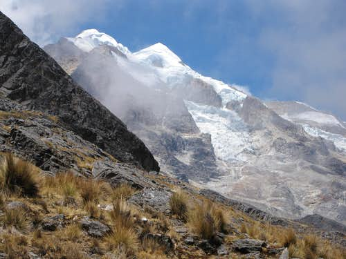View from Huila Khota