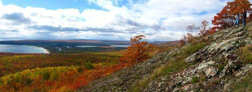 The Keweenaw on Fire: Snapshots from the End of the Earth, October 2, 2010