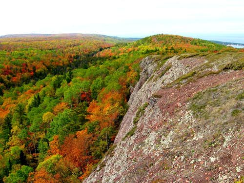 Mountains (Hills) of the Keweenaw