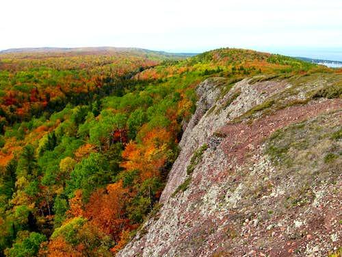 Mount Baldy (Mt. Lookout)