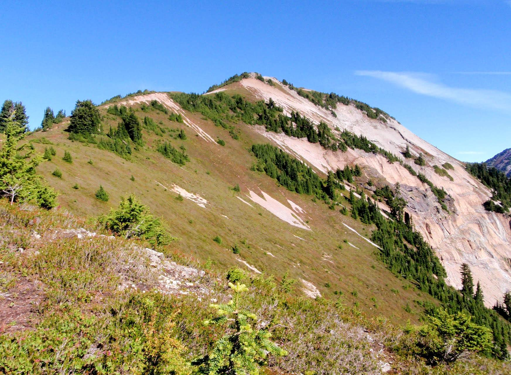 Hannegan Peak