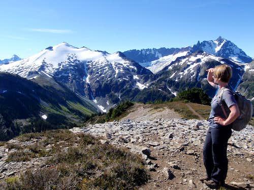 Hannegan Summit View