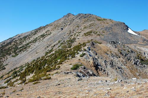 Thompson Peak, Tobacco Root Range (MT)