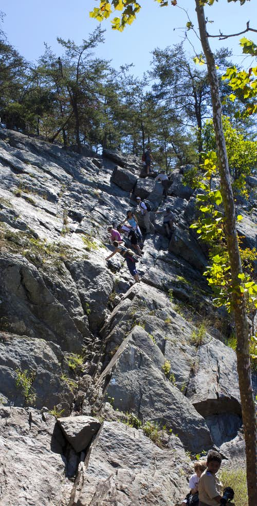 Another View of the Dreaded Traverse