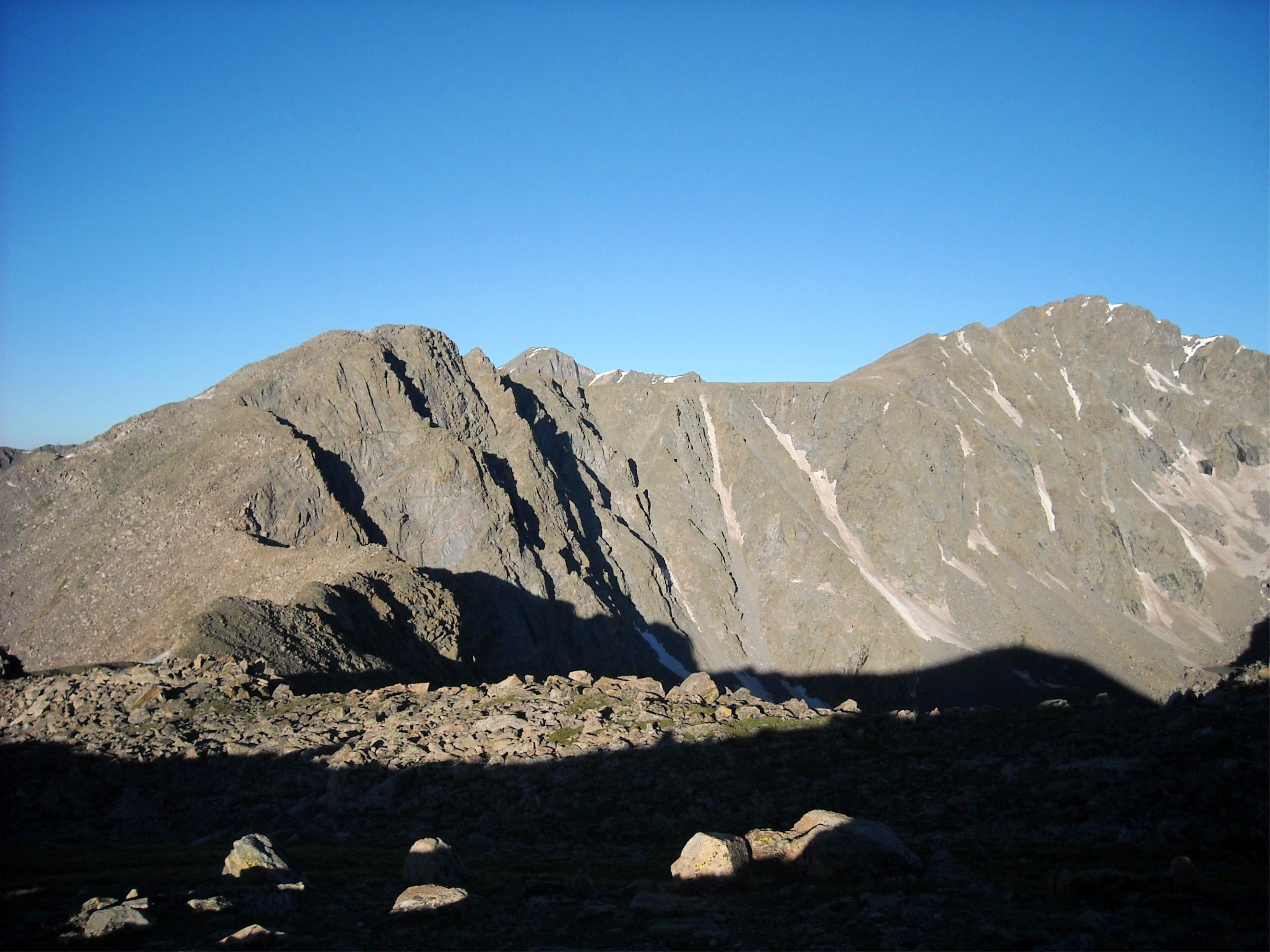 Holy Cross, Holy Cross Ridge (PT 13,831), & PT 13,248 - Solo Halo Ridge