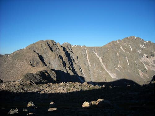 Crux of Halo Ridge