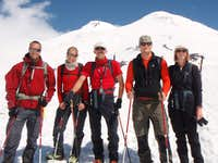 The Swedish Elbrus team