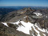 West of Leavitt Peak