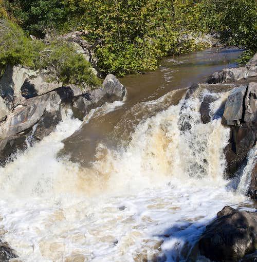 River Cascades